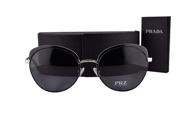 f66e3efdce ... where can i buy prada pr54ss cinema evolution sunglasses black w  polarized gray gradient lens 7ax5z1 ...