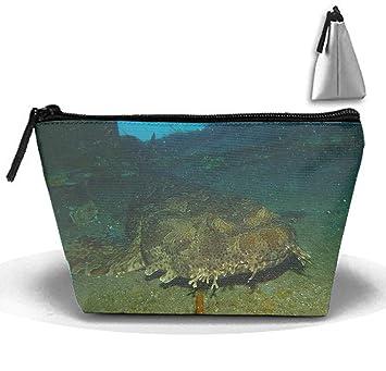 Amazon.com: Bolsas de cosméticos, bolsa de pincel, bolsa de ...