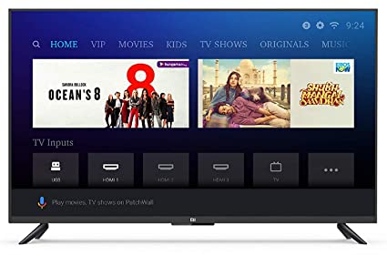 Mi Led Tv 4a Pro 1232 Cm Full Hd Android Tv Amazonin Electronics
