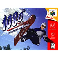 1080 Snowboarding - Nintendo 64