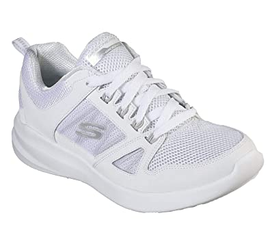 ada63d805347 Skechers Women s Skybound White 5 ...