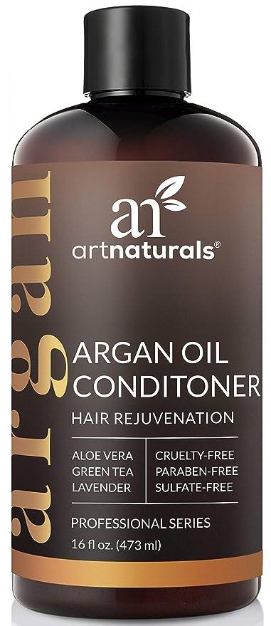 Art Naturals. Acondicionador anticaída con aceite de argán, 473 ml