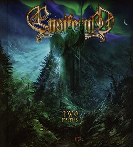 Ensiferum - Two Paths (Deluxe Edition CD/DVD)