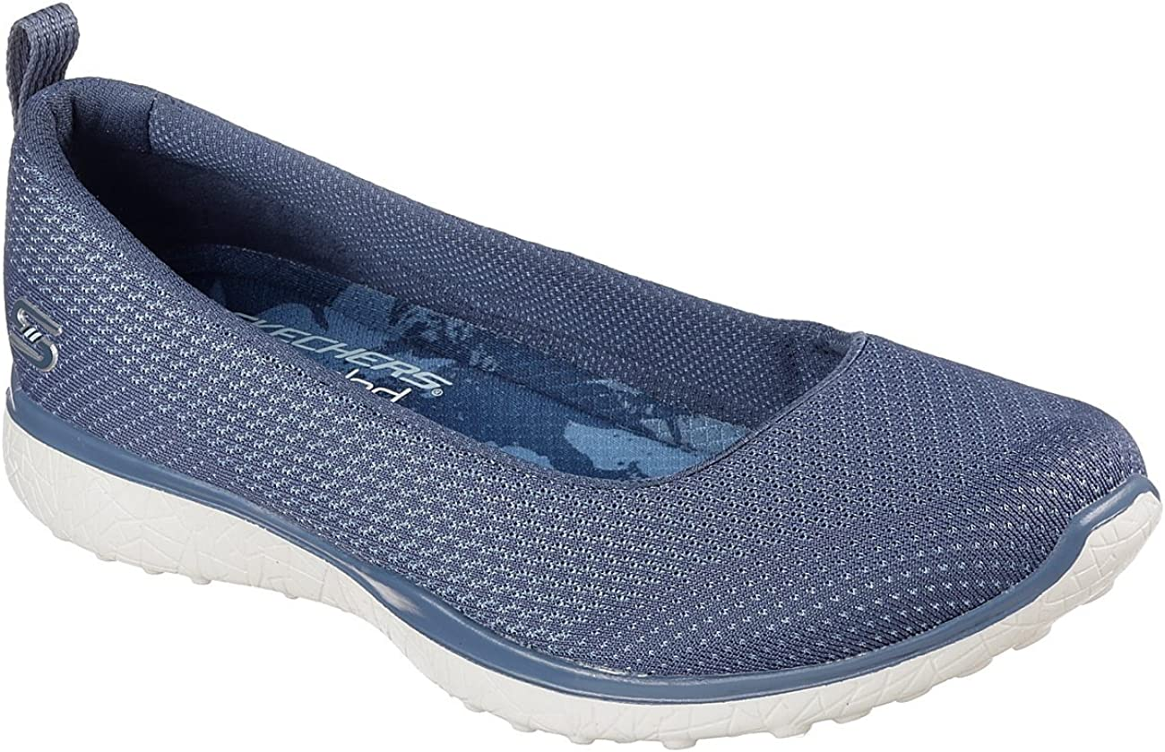 Skechers Microburst Quick Witted Womens