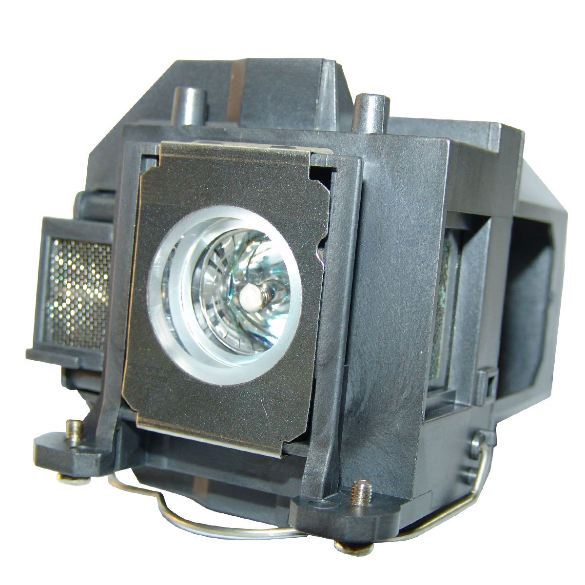 AuraBeam Replacement Projector Lamp For PowerLite 450W Multimedia with Housing