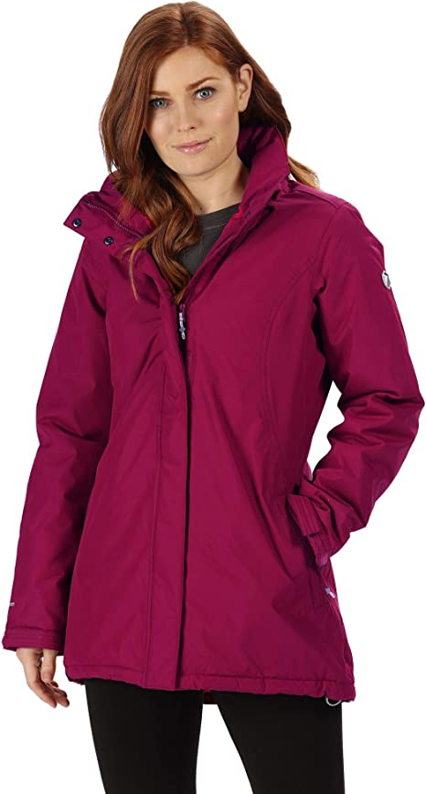 Regatta Womens Blanchet Ii Waterproof and Thermoguard Insulated Jacket