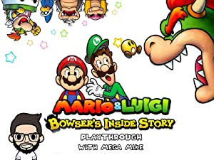 Watch Mario Luigi Bowser S Inside Story Playthrough With