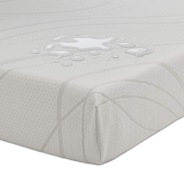 Amazoncom Delta Home 6 Inch Memory Foam Mattress Bed In A Box