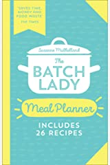The Batch Lady Meal Planner Paperback