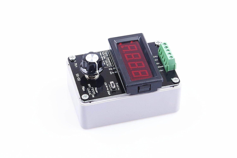 KNACRO Adjustable Current Voltage Analog Simulator, 0-20mA Signal