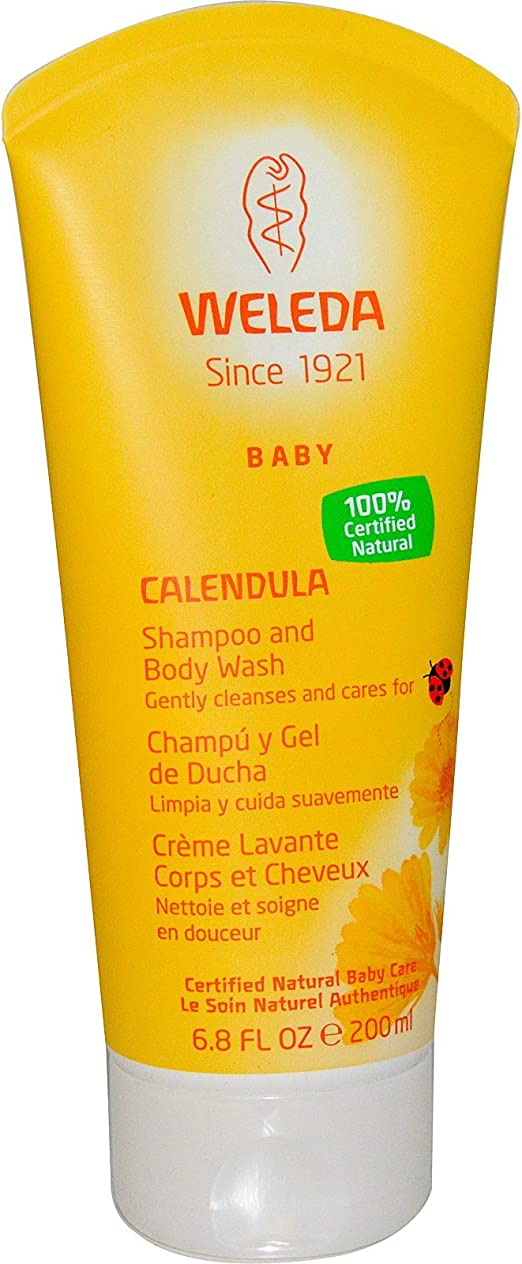 weleda calendula shampoo