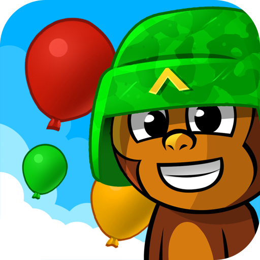Fantasy Games Monkey Balloon TD product image