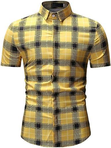 ZODOF Camisetas Hombre Originals Manga Corta Estampado Gimnasio Deporte Slim Fit Streetwear Camisas Casual Sudaderas: Amazon.es: Ropa y accesorios
