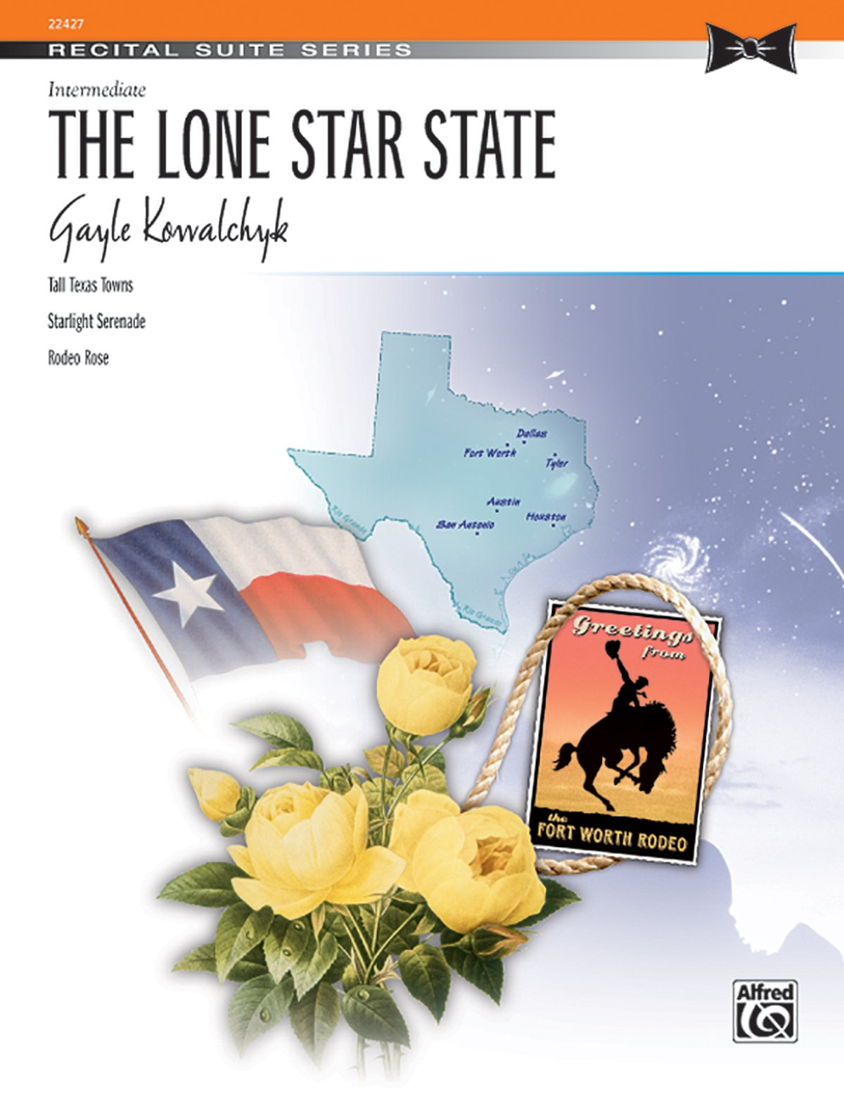 Read Online The Lone Star State (Sheet) (Recital Suite Series) PDF