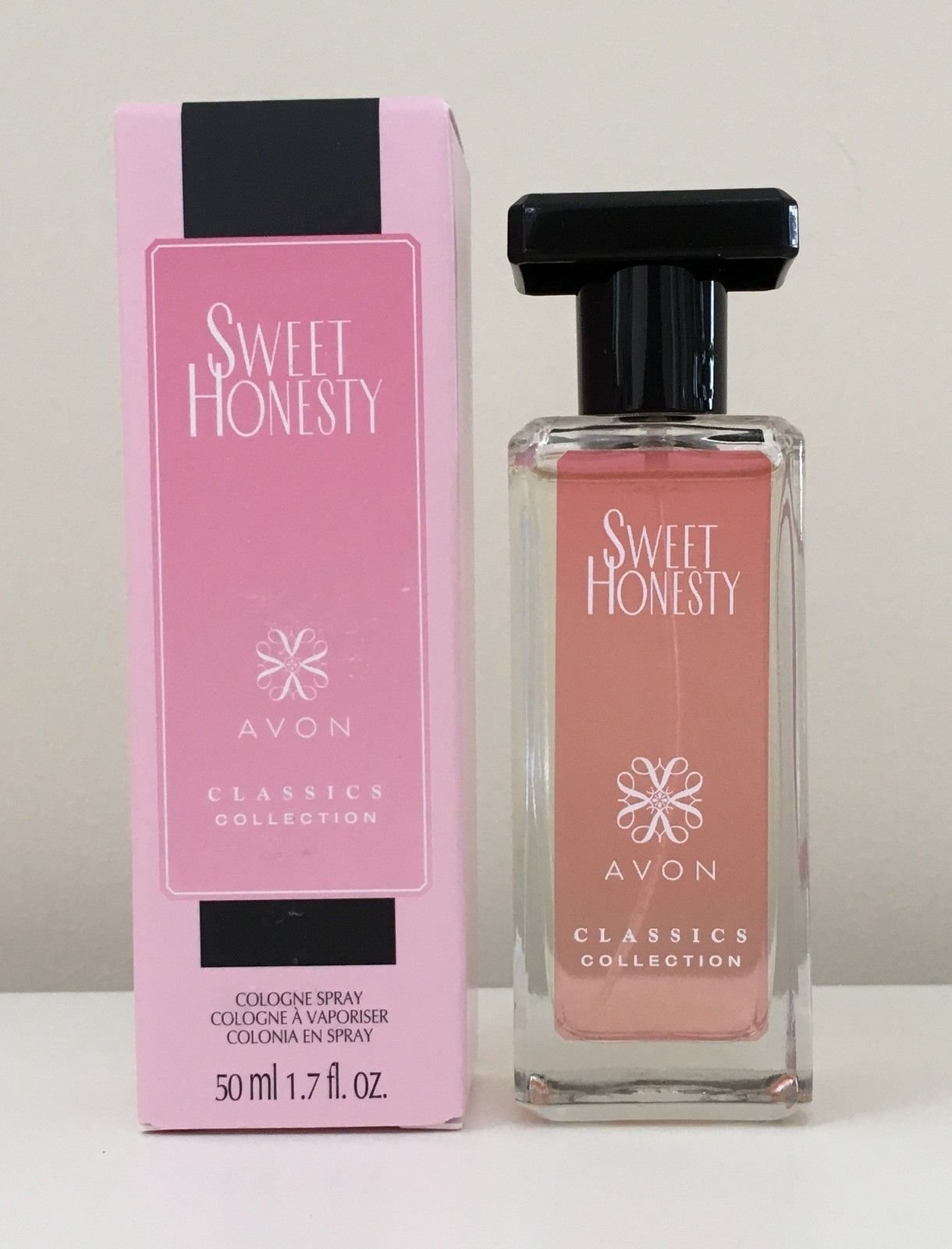 Sweet Honesty by Avon Cologne Spray 1.7 oz Women