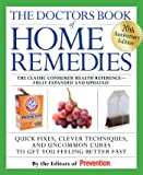The Doctors Book of Home Remedies: Quick