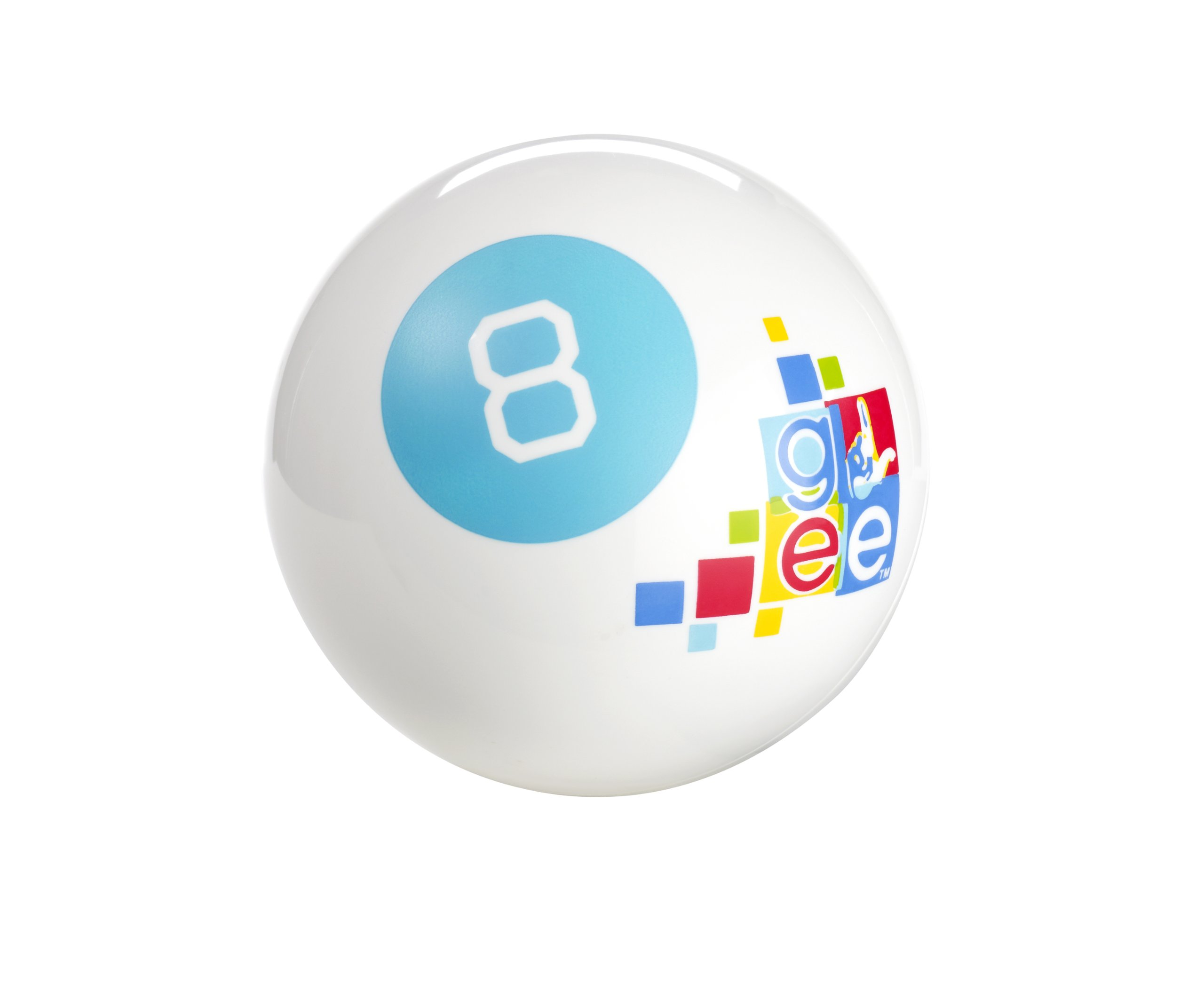 Glee Magic 8 Ball by Mattel (Image #1)