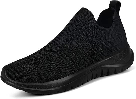 Troadlop Women Black Shoes Size