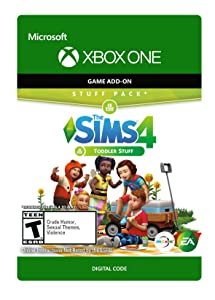 The Sims 4: Toddler Stuff - Xbox One [Digital Code]