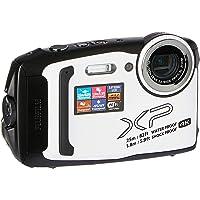 Fujifilm XP140 FinePix Waterproof Digital Camera, White (74366)