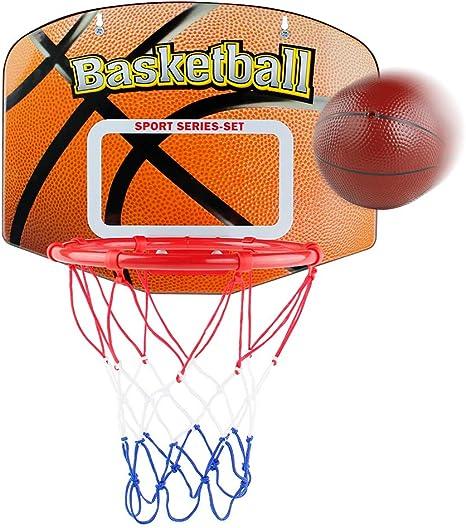 Mini Basketballkorb Basketball Set Indoor Basketball Board Kinderspielzeug DHL