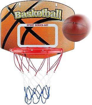 Canasta de Baloncesto Infantil Portátiles Juguetes Bebe Juegos de ...