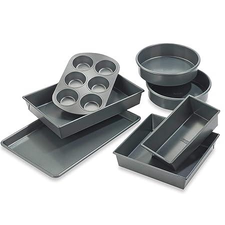 Chicago Metallic Professional 7-piece Non-Stick Bakeware Set