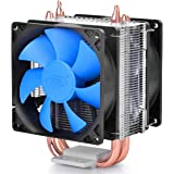 DEEPCOOL ICE BLADE 200M CPU Air Cooler with Dual 92mm PWM Fan for INTEL / AMD with AM4 Support