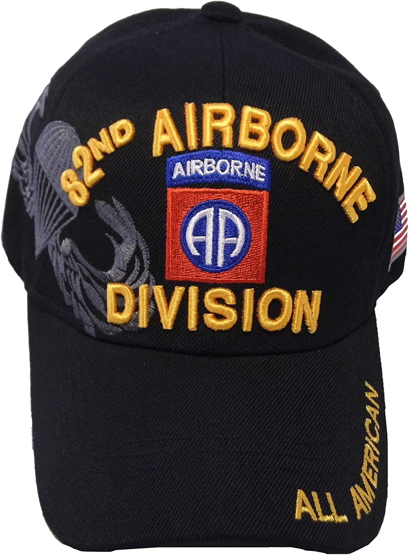 Army Paratrooper Hat Black U.S