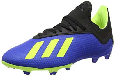 c2bd53d6b2 Amazon.com | adidas Kids Shoes Boys Soccer Cleats X 18.3 Firm FG ...