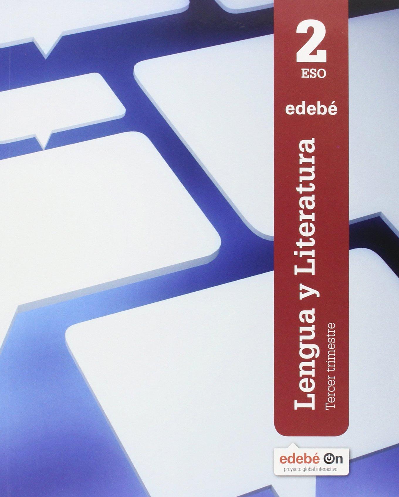 LENGUA Y LITERATURA 2 - 9788468317434: Amazon.es: Edebé, Obra Colectiva: Libros