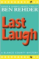 Last Laugh (Blanco County Mysteries Book 11) Kindle Edition