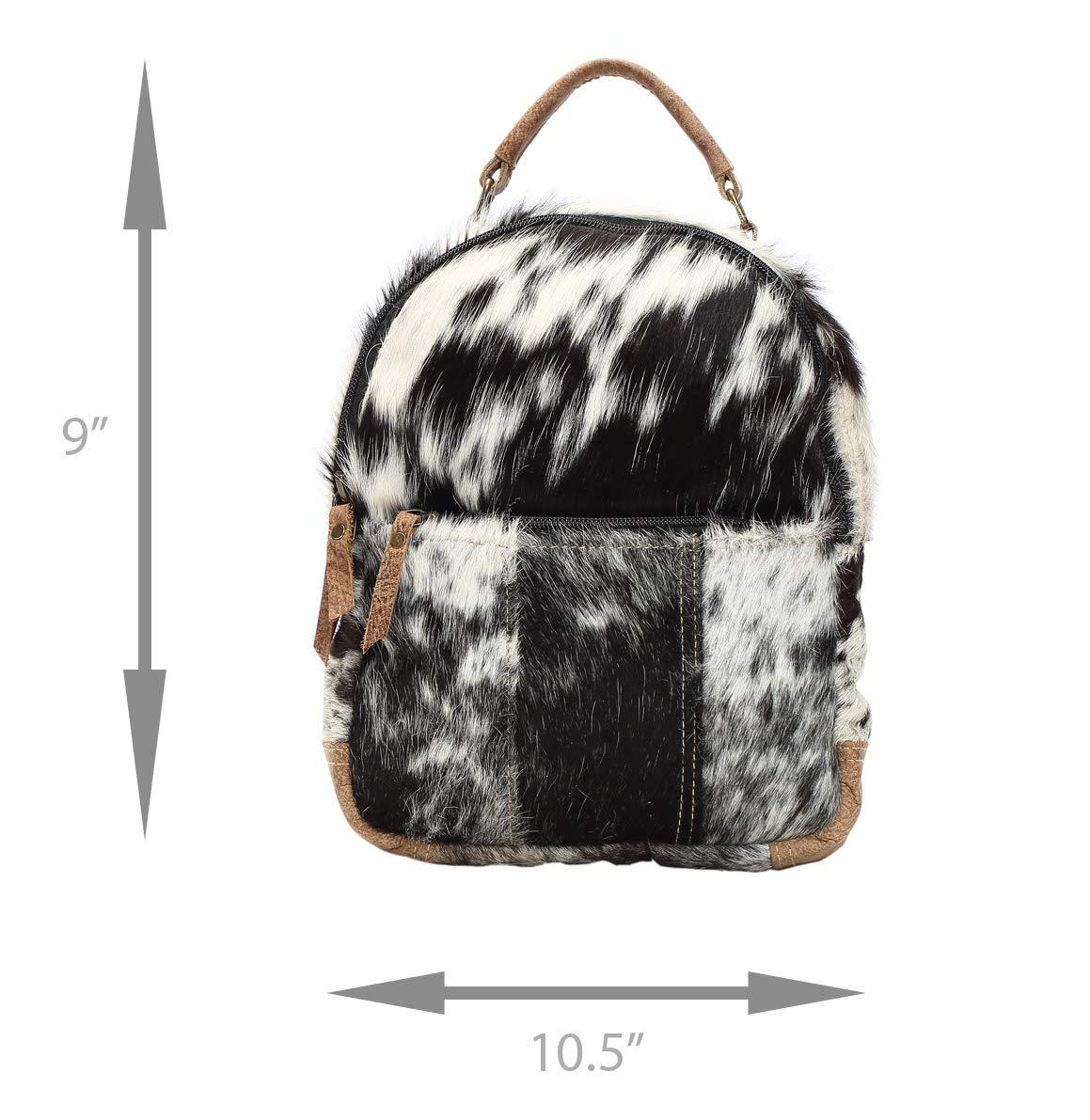 9d8a73997543 Amazon.com: Myra Bag Cowhide Backpack S-1169: Sports & Outdoors
