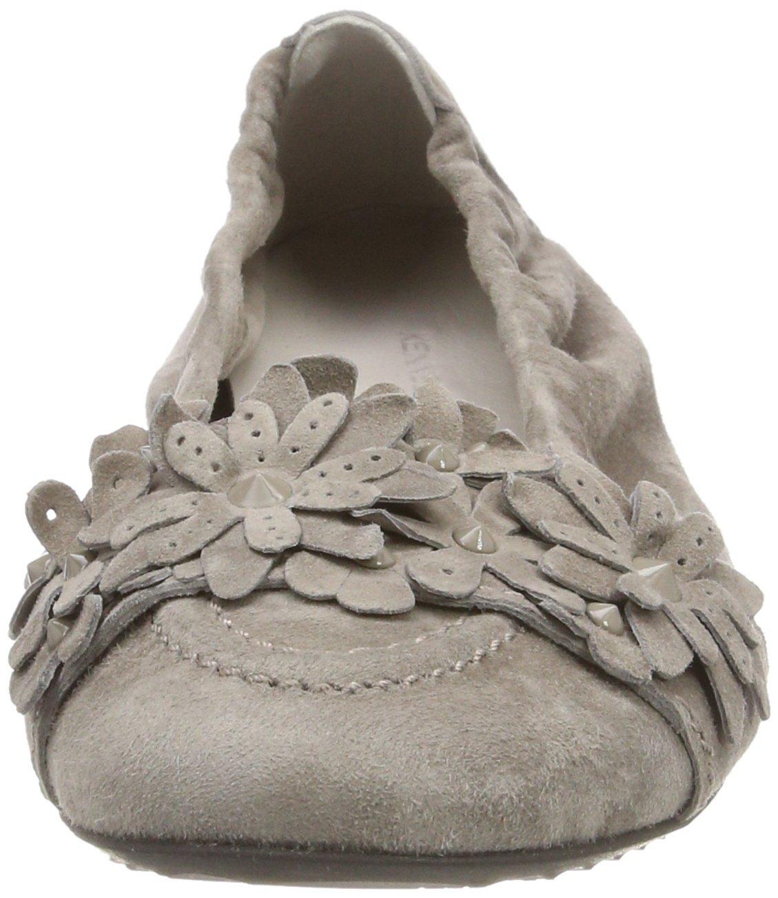 Kennel und Ballerinas, Schmenger Damen Malu Geschlossene Ballerinas, und Braun (Ombra) b81e01