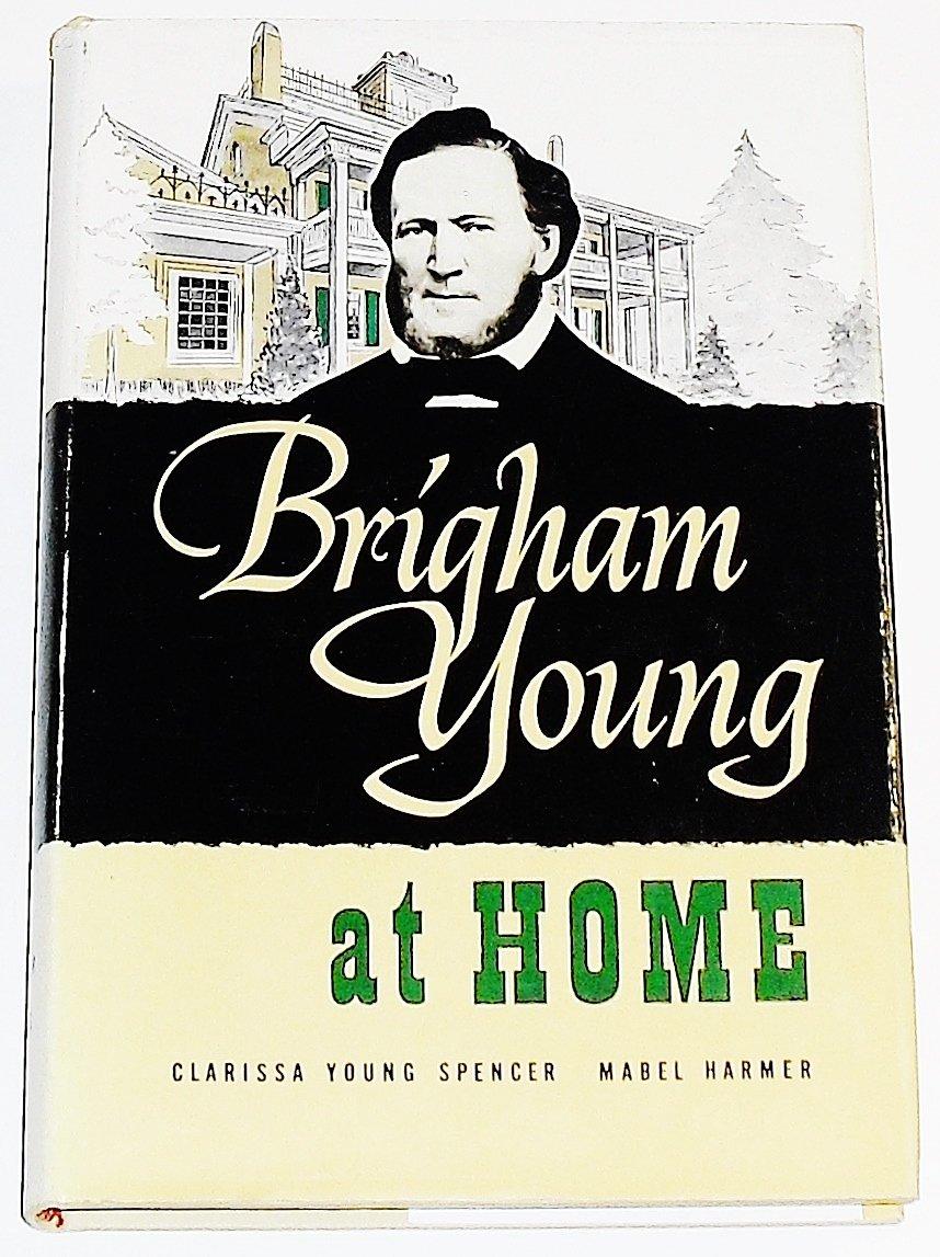 Download Brigham Young At Home pdf epub