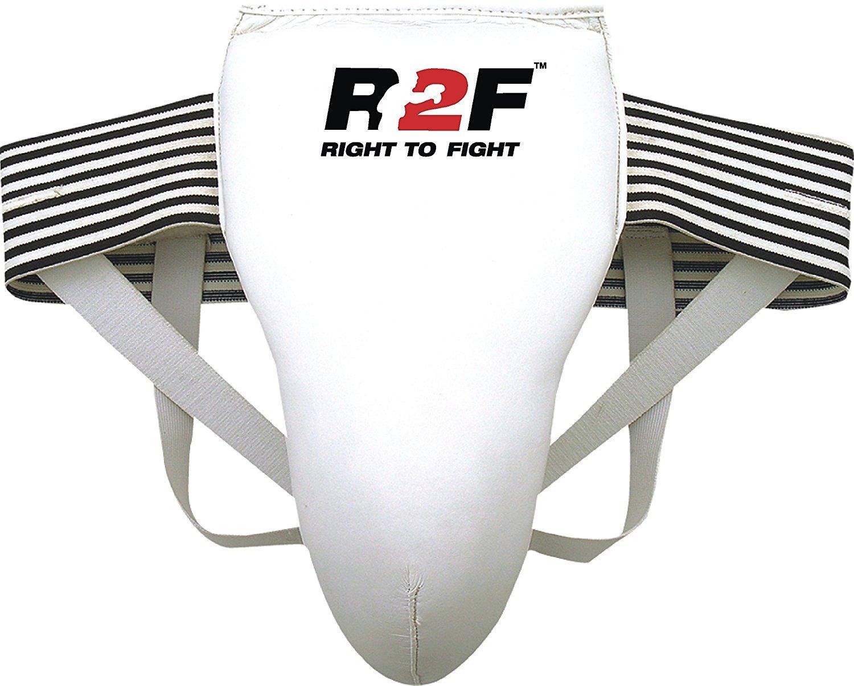 R2F Deportes MMA Abdominal Guardia Ingle Vaso Boxeo Adulto Muay Thai Abdo Protector Jock Correa R2F Sports