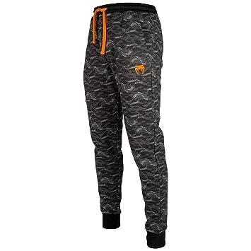 bb31e6c90898d Venum Tramo 2.0 Pantalon de Jogging Homme, Noir, FR : S (Taille Fabricant