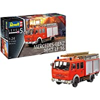 Revell- Mercedes Benz 1017 LF16 Fire Engine Limited