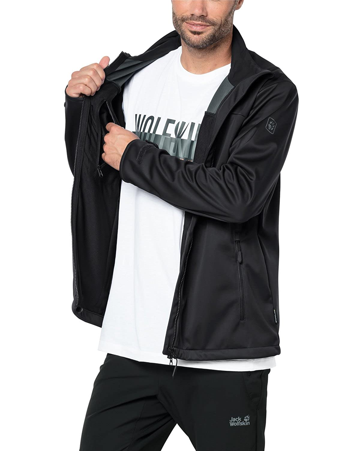 Jack Wolfskin Mens The Emerald Jacket