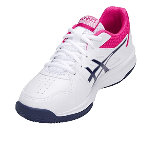 ASICS Court Slide Clay Blanco/Azul, Unisex Adulto