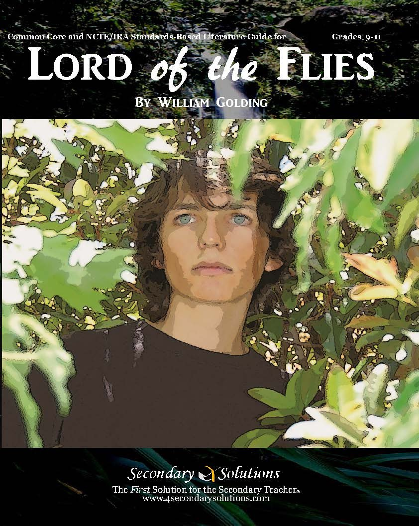 Lord Of The Flies Literature Guide Secondary Solutions Kathleen