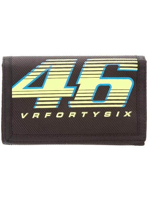 Cartera de velcro Valentino Rossi 46 VRFortySix Negro