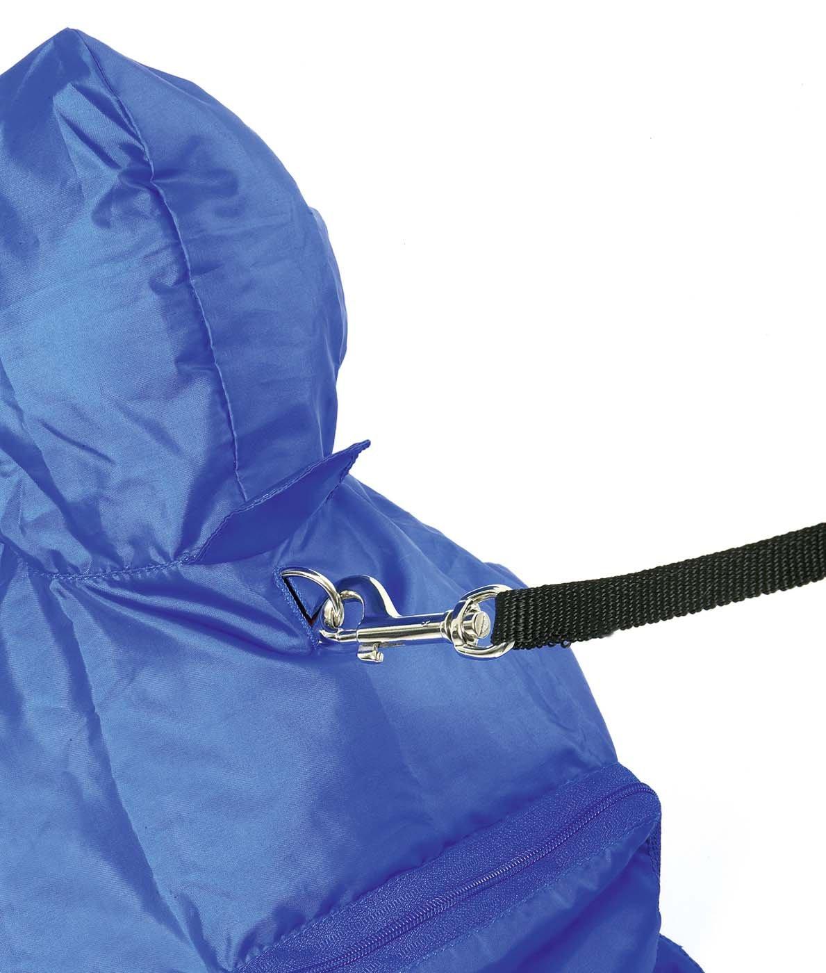30 cm Karlie Pocket Star Dog Raincoat S Red