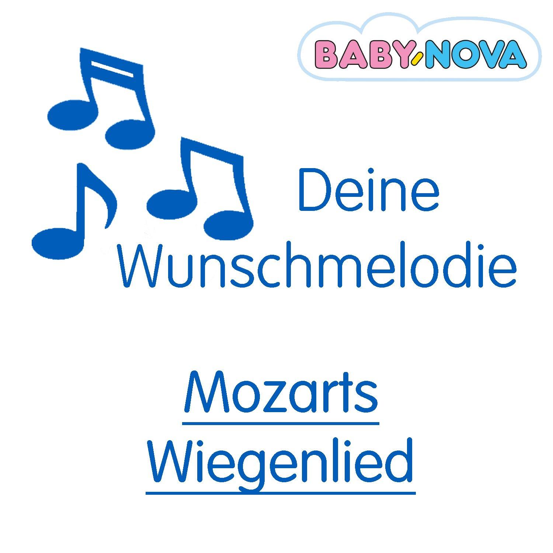 Musikspieluhr Brahms Baby-Nova Spieluhr Eule Schlafhilfe zum Aufh/ängen weitere Melodien /& Motive verf/ügbar Einschlafhilfe f/ür Babys