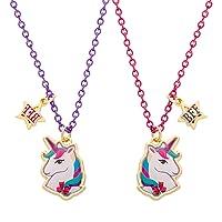 Unicorn Best Friends Forever Set of 2, No Color, Size No Size, Multi, Medium (NH00681YL-16NJ)