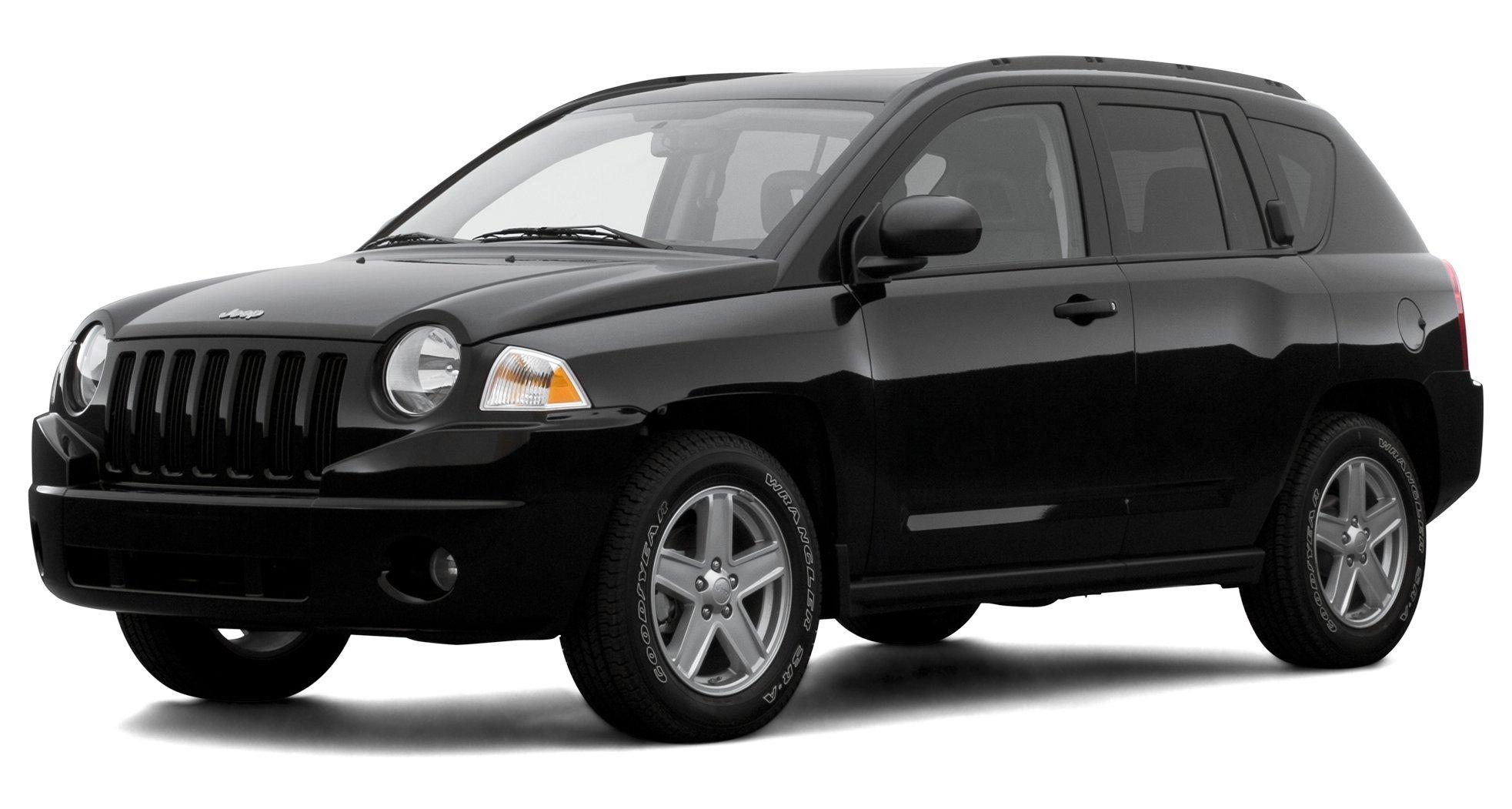 2007 jeep compass manual transmission