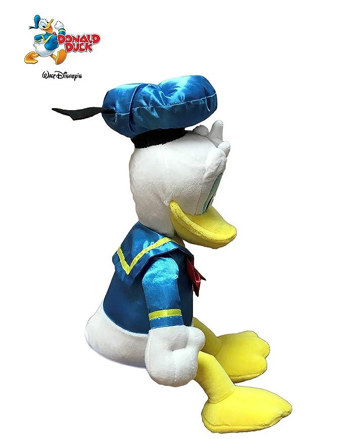 Disney - Pack peluches Daisy y Donald 35cm - Calidad super soft: Amazon.es: Juguetes y juegos