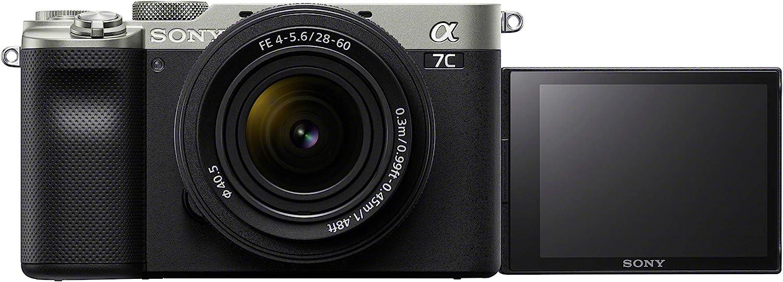 Sony Alpha 7c Spiegellose E Mount Kamera