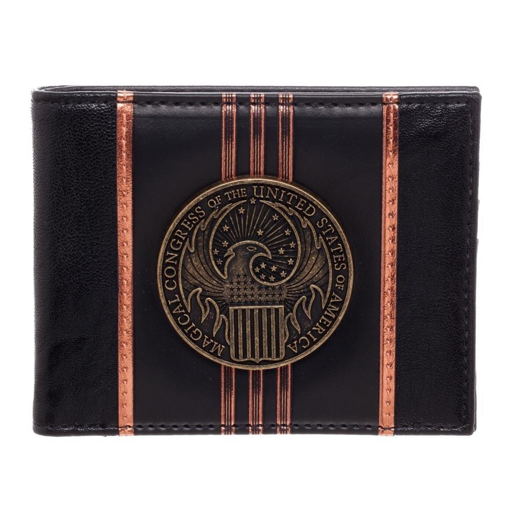 Fantastic Beasts M.A.C.U.S.A. Bi-Fold Wallet BioWorld