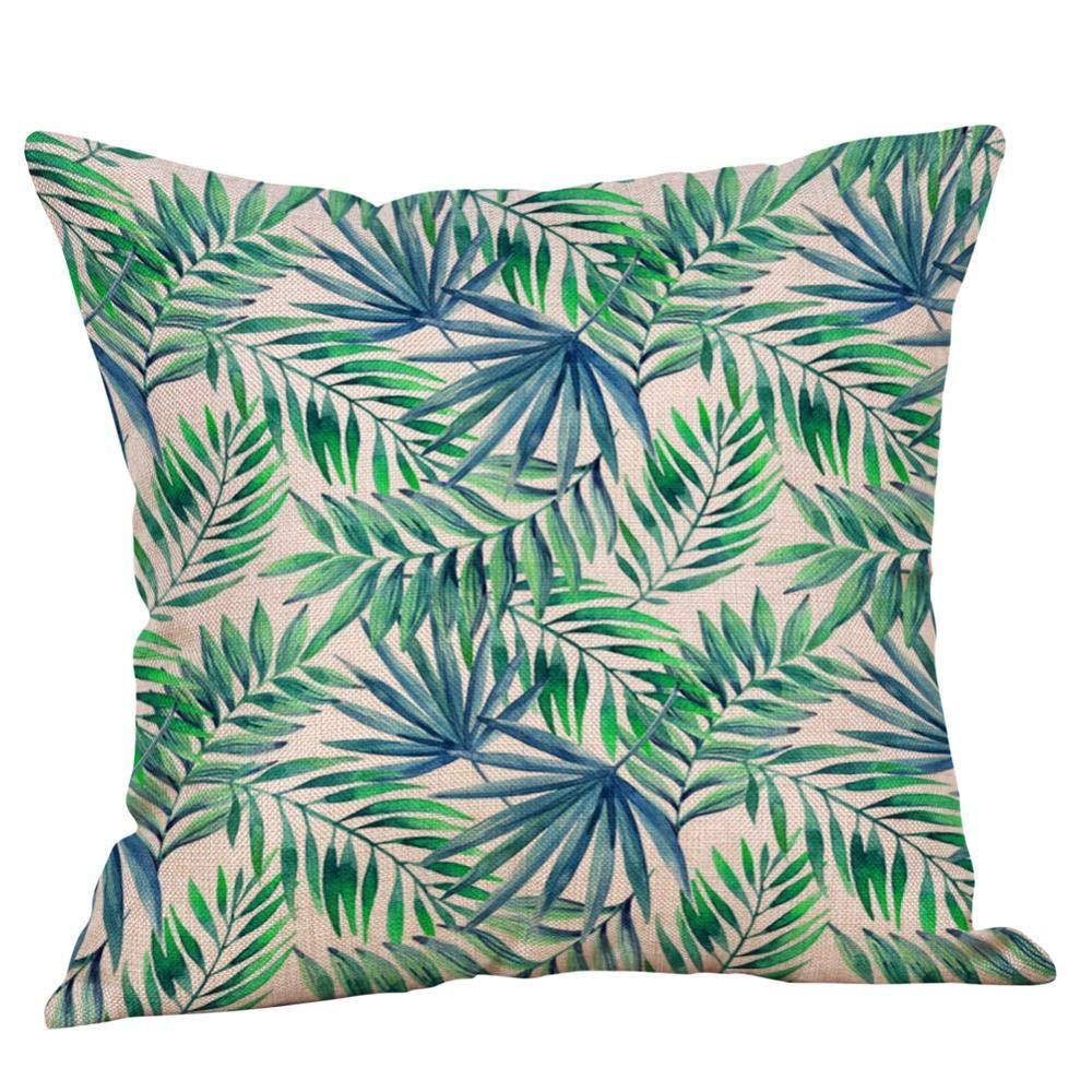 VJGOAL Hojas de Plantas Tropicales de impresión cómoda de ...